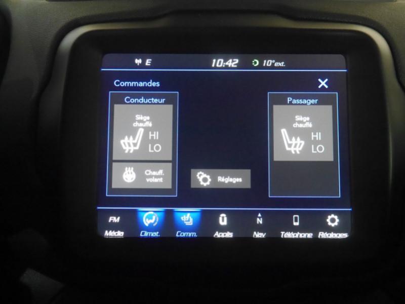 Photo 11 de l'offre de JEEP RENEGADE 1.0 GSE T3 120CH LIMITED à 17900€ chez Automobiles 25