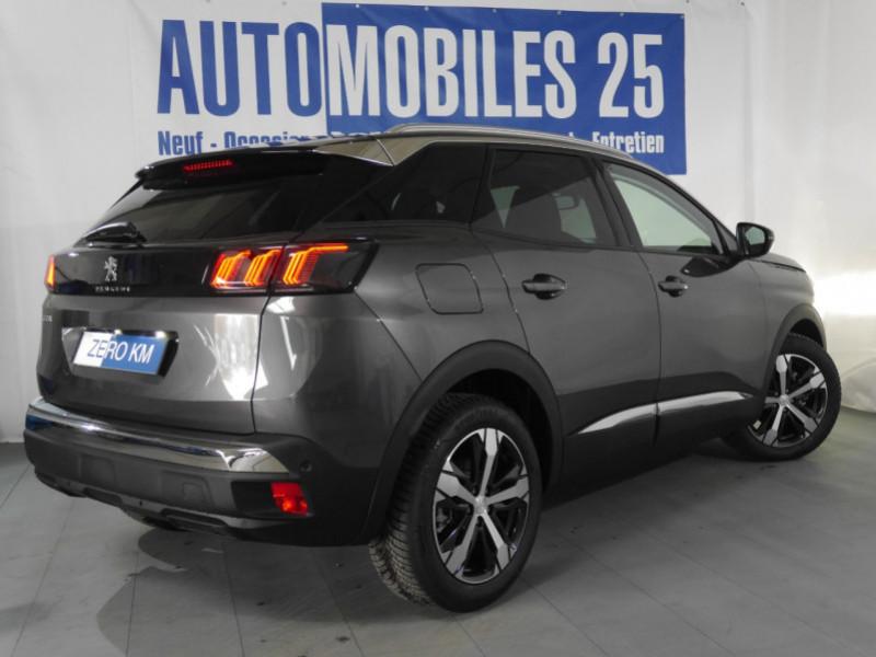 Photo 2 de l'offre de PEUGEOT 3008 1.5 BLUEHDI 130CH S&S ALLURE PACK EAT8 - 20 % à 33995€ chez Automobiles 25