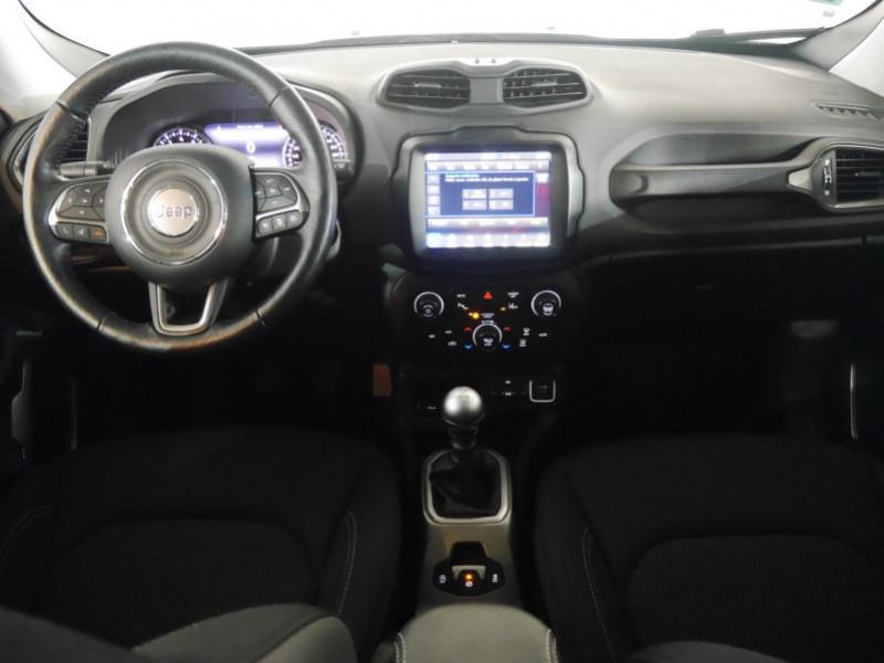 Photo 3 de l'offre de JEEP RENEGADE 1.0 GSE T3 120CH LIMITED à 17900€ chez Automobiles 25
