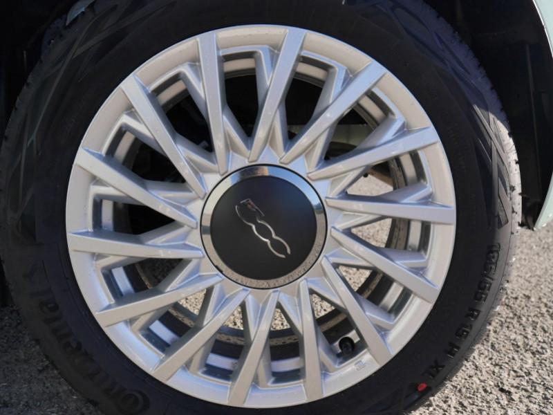 Photo 21 de l'offre de FIAT 500C 1.0 70CH BSG S&S LOUNGE Hybride - 29 % à 14995€ chez Automobiles 25