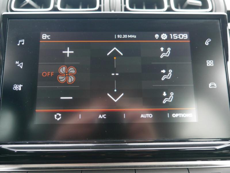 Photo 8 de l'offre de CITROEN C3 1.2 PURETECH 110CH S&S SHINE EAT6 à 16480€ chez Automobiles 25
