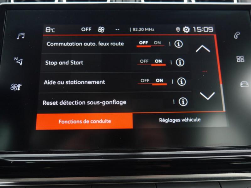 Photo 11 de l'offre de CITROEN C3 1.2 PURETECH 110CH S&S SHINE EAT6 à 16480€ chez Automobiles 25