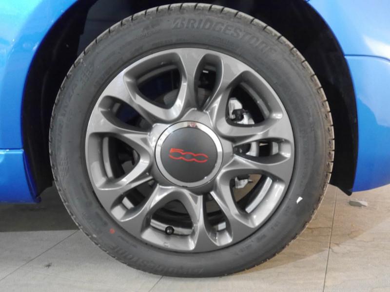 Photo 11 de l'offre de FIAT 500 1.2 8V 69CH S&S SPORT   DUALOGIC - 27 % à 13680€ chez Automobiles 25