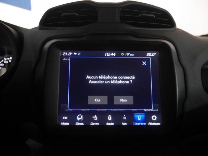 Photo 14 de l'offre de JEEP RENEGADE 1.0 GSE T3 120CH LIMITED à 17900€ chez Automobiles 25