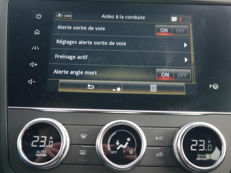 Photo 8 de l'offre de RENAULT KADJAR 1.3 TCE 140CH FAP BLACK EDITION EDC - 33 % à 25995€ chez Automobiles 25