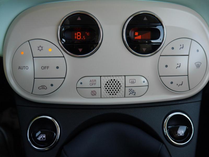 Photo 16 de l'offre de FIAT 500C 1.0 70CH BSG S&S LOUNGE Hybride - 29 % à 14995€ chez Automobiles 25
