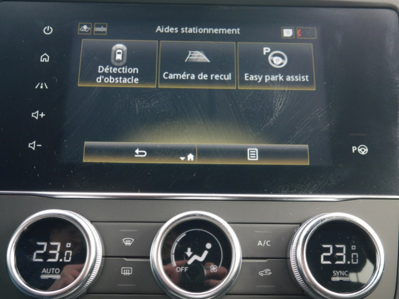 Photo 12 de l'offre de RENAULT KADJAR 1.3 TCE 140CH FAP BLACK EDITION EDC - 33 % à 25995€ chez Automobiles 25