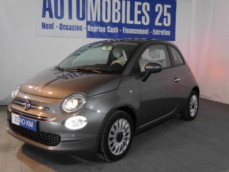Photo 1 de l'offre de FIAT 500 1.2 8V 69CH S&S LOUNGE  DUALOGIC - 27 % à 13680€ chez Automobiles 25