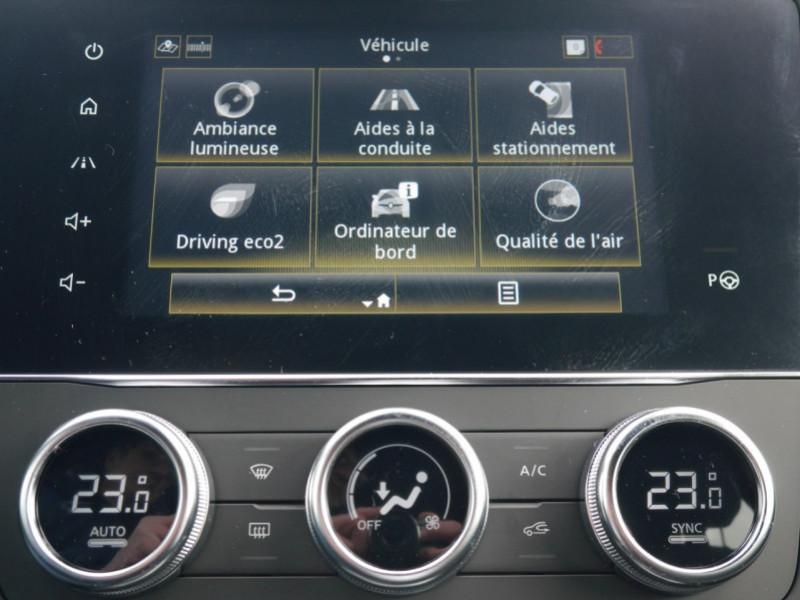 Photo 11 de l'offre de RENAULT KADJAR 1.3 TCE 140CH FAP BLACK EDITION EDC - 33 % à 25995€ chez Automobiles 25