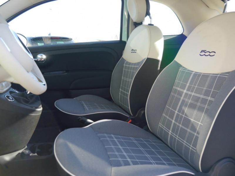 Photo 3 de l'offre de FIAT 500C 1.0 70CH BSG S&S LOUNGE Hybride - 29 % à 14995€ chez Automobiles 25