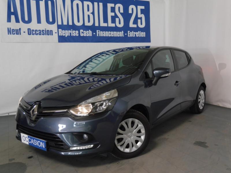 Renault CLIO IV 0.9 TCE 90CH ZEN 5P Essence GRIS TITANIUM Occasion à vendre