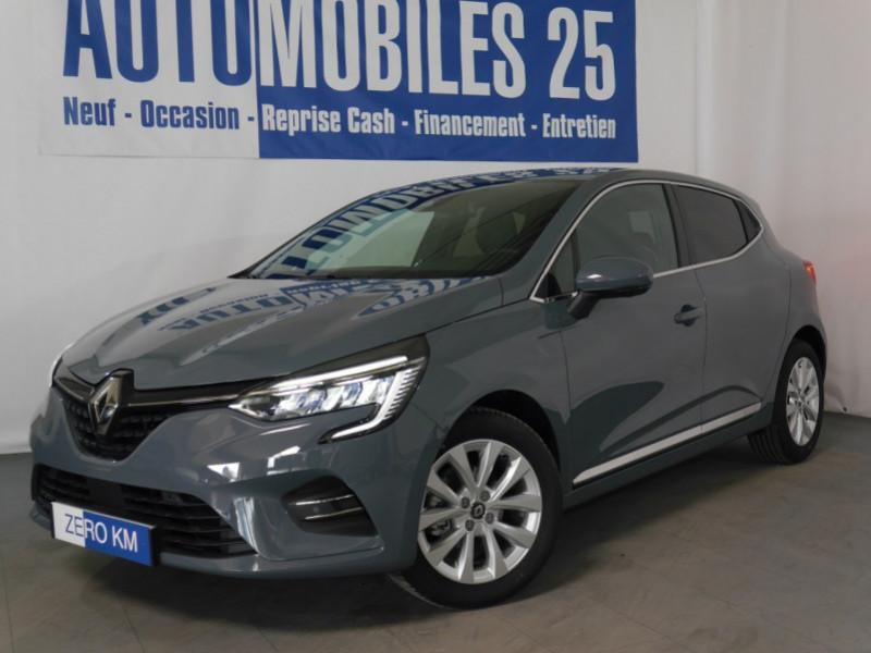 Renault CLIO V 1.0 TCE 90CH INTENS -26 % Essence GRIS URBAN Neuf à vendre