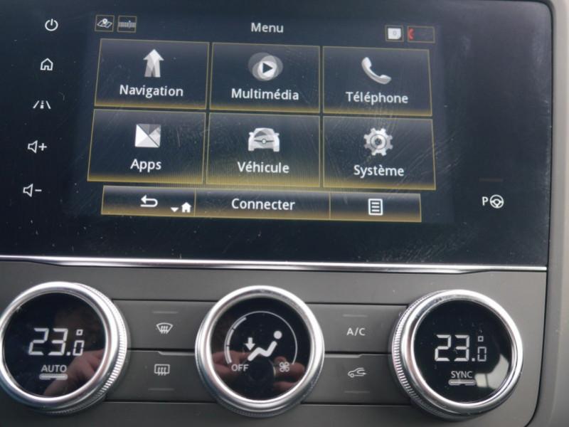 Photo 10 de l'offre de RENAULT KADJAR 1.3 TCE 140CH FAP BLACK EDITION EDC - 33 % à 25995€ chez Automobiles 25