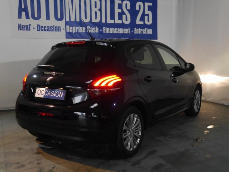 Photo 2 de l'offre de PEUGEOT 208 1.2 PURETECH 82CH E6.2 EVAP SIGNATURE 5P à 13480€ chez Automobiles 25
