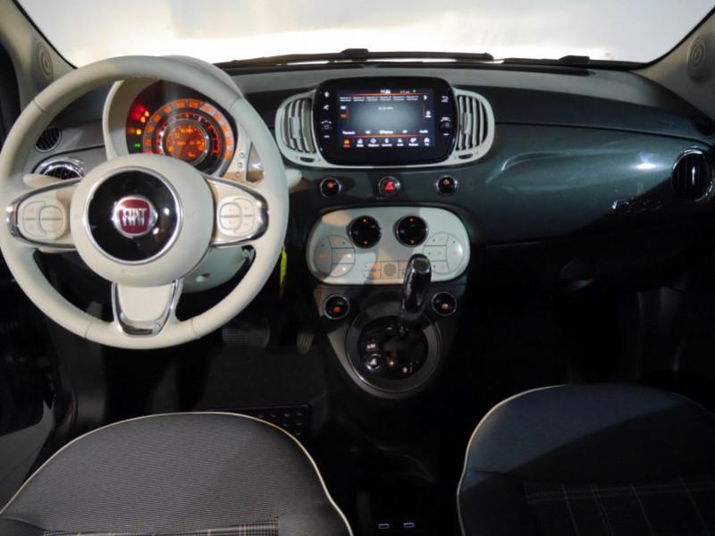 Photo 3 de l'offre de FIAT 500 1.2 8V 69CH S&S LOUNGE  DUALOGIC - 27 % à 13680€ chez Automobiles 25