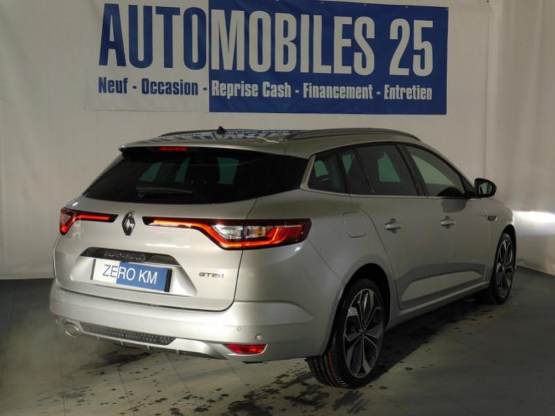 Photo 2 de l'offre de RENAULT MEGANE IV ESTATE 1.5 BLUE DCI 115CH INTENS EDC - 31 % à 24480€ chez Automobiles 25