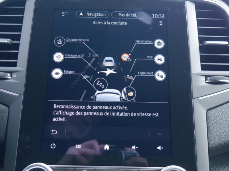 Photo 11 de l'offre de RENAULT MEGANE IV 1.3 TCE 140CH FAP RS LINE - 35% à 21900€ chez Automobiles 25