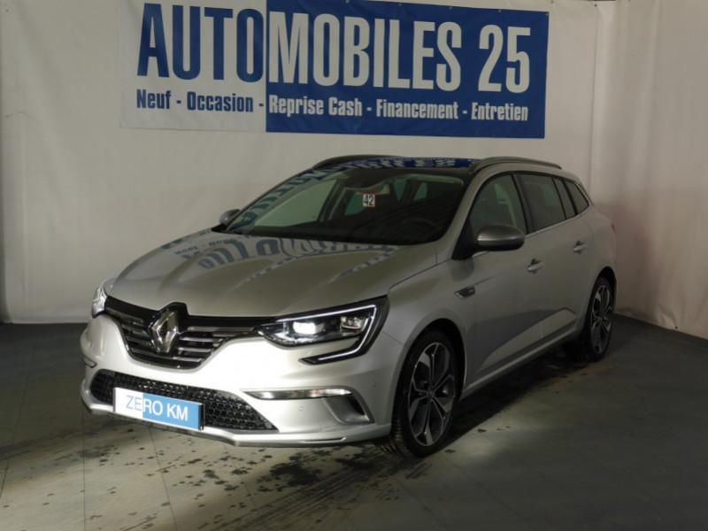 Renault MEGANE IV ESTATE 1.5 BLUE DCI 115CH INTENS EDC - 31 % Diesel GRIS PLATINE Neuf à vendre