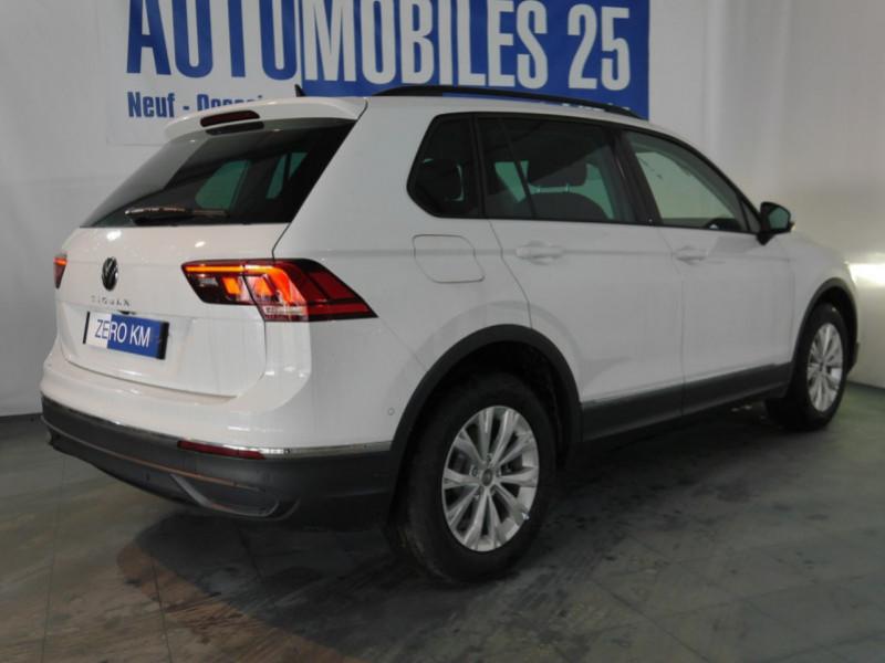 Photo 2 de l'offre de VOLKSWAGEN TIGUAN 1.5 TSI 150CH LIFE DSG7 - 21 % à 32995€ chez Automobiles 25