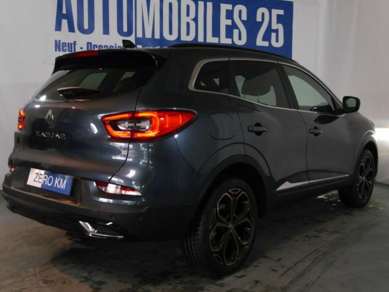 Photo 2 de l'offre de RENAULT KADJAR 1.3 TCE 140CH FAP BLACK EDITION EDC - 33 % à 25995€ chez Automobiles 25