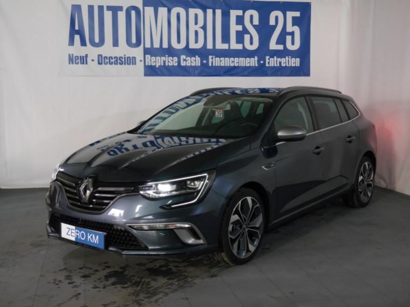 Renault MEGANE IV ESTATE 1.5 BLUE DCI 115CH INTENS EDC - 31 % Diesel GRIS TITANIUM Neuf à vendre