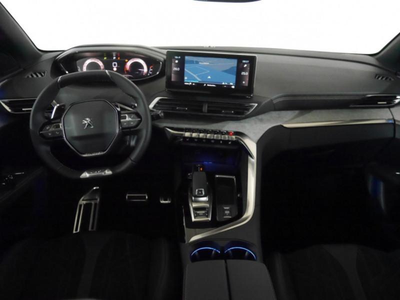 Photo 3 de l'offre de PEUGEOT 3008 1.5 BLUEHDI 130CH S&S GT EAT8 - 16 % à 37695€ chez Automobiles 25