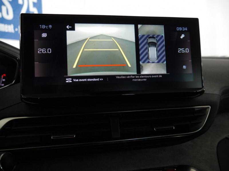 Photo 16 de l'offre de PEUGEOT 3008 1.5 BLUEHDI 130CH S&S GT EAT8 - 16 % à 37695€ chez Automobiles 25