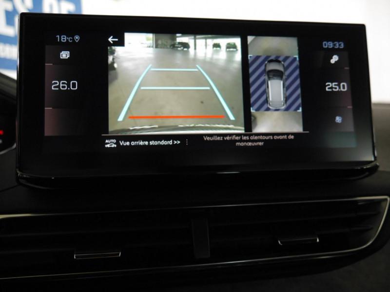 Photo 15 de l'offre de PEUGEOT 3008 1.5 BLUEHDI 130CH S&S GT EAT8 - 16 % à 37695€ chez Automobiles 25