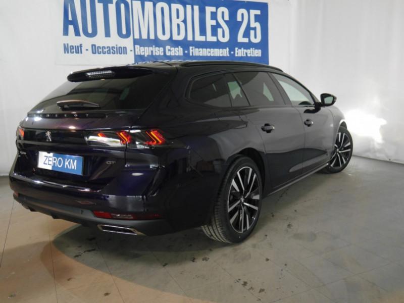 Photo 2 de l'offre de PEUGEOT 508 SW BLUEHDI 130CH S&S GT EAT8 -27% à 32995€ chez Automobiles 25