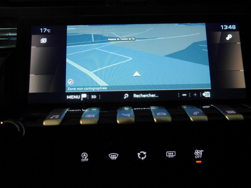 Photo 11 de l'offre de PEUGEOT 508 SW BLUEHDI 130CH S&S GT EAT8 -27% à 32995€ chez Automobiles 25
