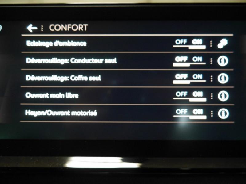 Photo 15 de l'offre de PEUGEOT 5008 2.0 BLUEHDI 180CH S&S GT PACK EAT8 - 14 % à 42995€ chez Automobiles 25
