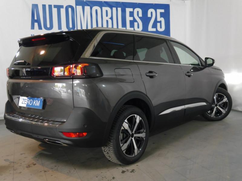 Photo 2 de l'offre de PEUGEOT 5008 2.0 BLUEHDI 180CH S&S GT PACK EAT8 - 14 % à 42995€ chez Automobiles 25
