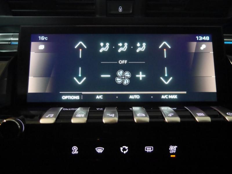 Photo 10 de l'offre de PEUGEOT 508 SW BLUEHDI 130CH S&S GT EAT8 -27% à 32995€ chez Automobiles 25