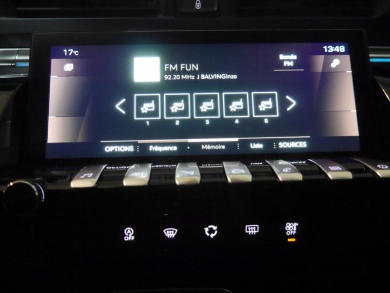 Photo 8 de l'offre de PEUGEOT 508 SW BLUEHDI 130CH S&S GT EAT8 -27% à 32995€ chez Automobiles 25