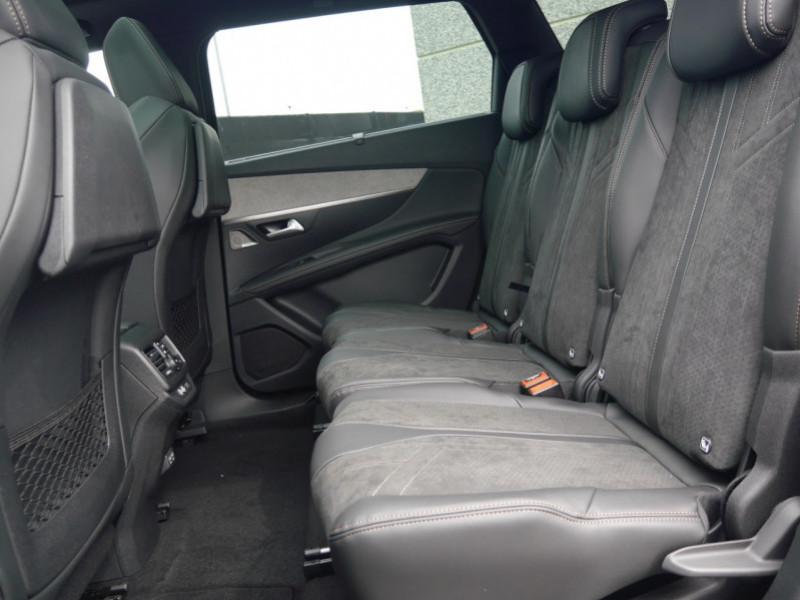Photo 5 de l'offre de PEUGEOT 5008 2.0 BLUEHDI 180CH S&S GT PACK EAT8 - 14 % à 42995€ chez Automobiles 25