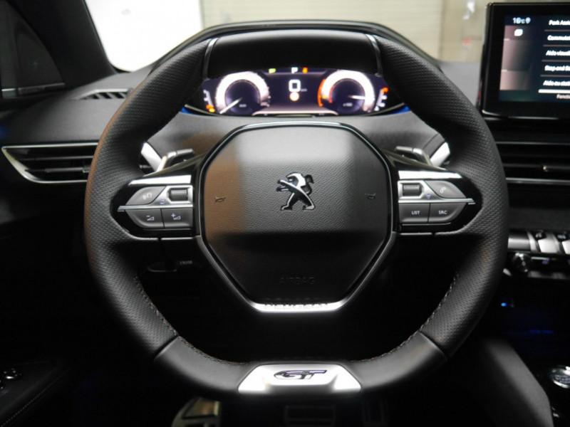 Photo 6 de l'offre de PEUGEOT 5008 2.0 BLUEHDI 180CH S&S GT PACK EAT8 - 14 % à 42995€ chez Automobiles 25