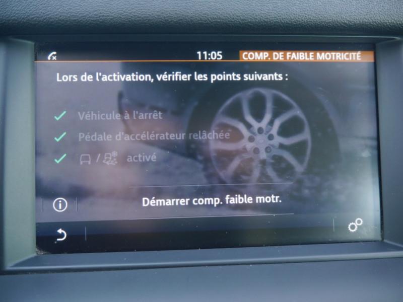 Photo 16 de l'offre de LAND-ROVER DISCOVERY SPORT 2.0 TD4 150CH AWD SE BVA MARK II à 29900€ chez Automobiles 25