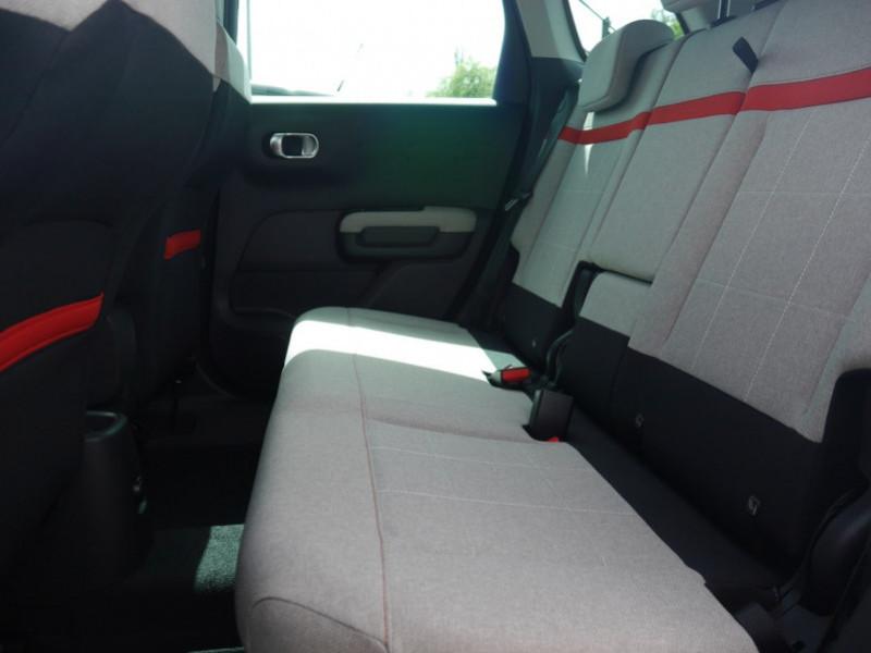 Photo 5 de l'offre de CITROEN C3 AIRCROSS PURETECH 130CH S&S SHINE EAT6 - 20 % à 22995€ chez Automobiles 25