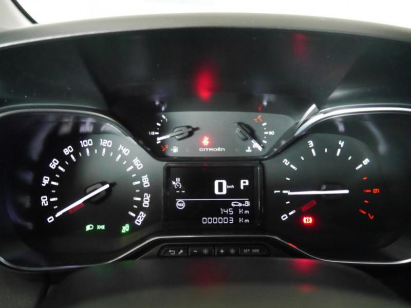 Photo 7 de l'offre de CITROEN C3 AIRCROSS PURETECH 130CH S&S SHINE EAT6 - 20 % à 22995€ chez Automobiles 25