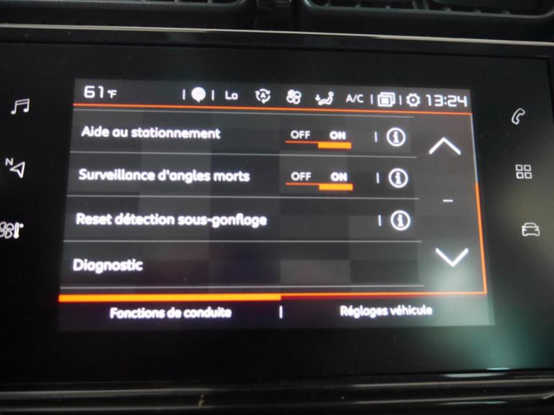 Photo 15 de l'offre de CITROEN C3 AIRCROSS PURETECH 130CH S&S SHINE EAT6 - 20 % à 22995€ chez Automobiles 25