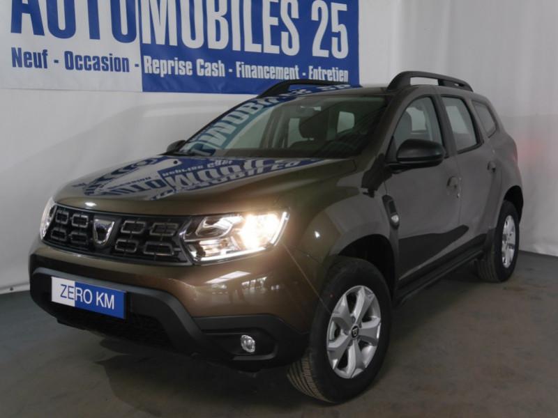 Dacia DUSTER 1.3 TCE 130CH FAP CONFORT 4X2 - 7 % Essence BRUN VISION Neuf à vendre