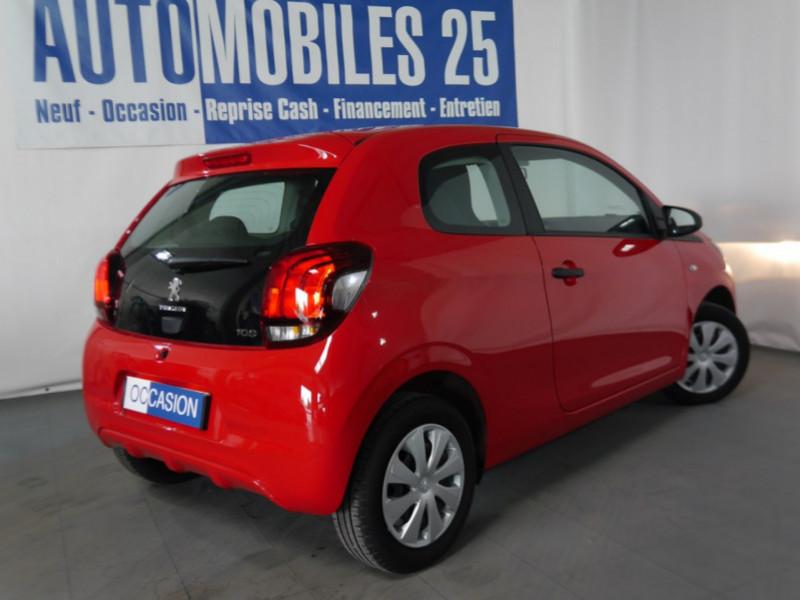 Photo 2 de l'offre de PEUGEOT 108 VTI 72 LIKE S&S 85G 3P à 8900€ chez Automobiles 25