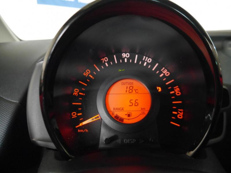 Photo 7 de l'offre de PEUGEOT 108 VTI 72 LIKE S&S 85G 3P à 8900€ chez Automobiles 25