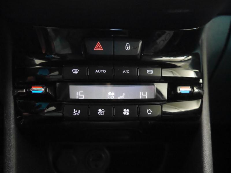 Photo 14 de l'offre de PEUGEOT 208 1.6 E-HDI FAP ACTIVE 4CV 5P à 9400€ chez Automobiles 25