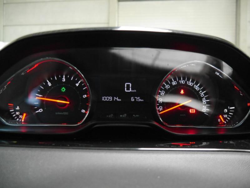 Photo 7 de l'offre de PEUGEOT 208 1.6 E-HDI FAP ACTIVE 4CV 5P à 9400€ chez Automobiles 25