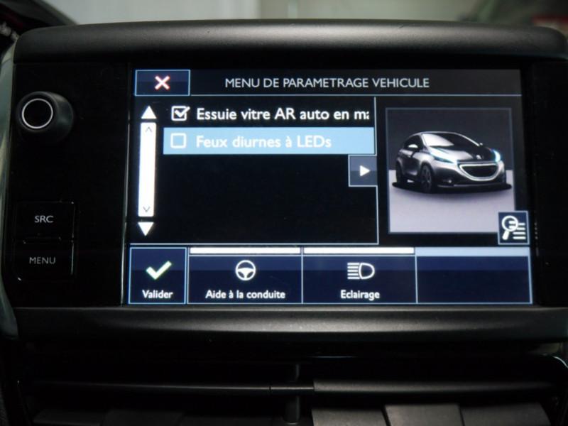Photo 12 de l'offre de PEUGEOT 208 1.6 E-HDI FAP ACTIVE 4CV 5P à 9400€ chez Automobiles 25