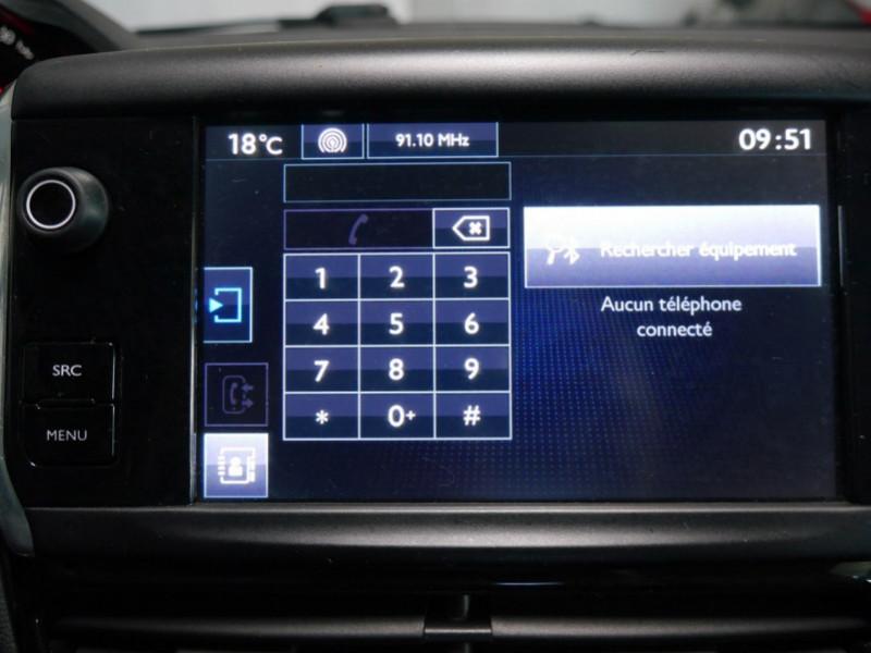Photo 11 de l'offre de PEUGEOT 208 1.6 E-HDI FAP ACTIVE 4CV 5P à 9400€ chez Automobiles 25