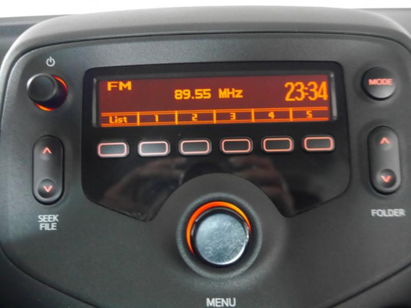 Photo 8 de l'offre de PEUGEOT 108 VTI 72 LIKE S&S 85G 3P à 8900€ chez Automobiles 25