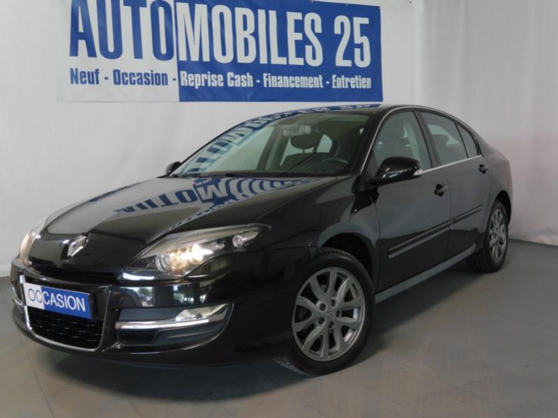 Renault LAGUNA III 1.5 DCI 110CH ZEN ECO² Diesel NOIR Occasion à vendre