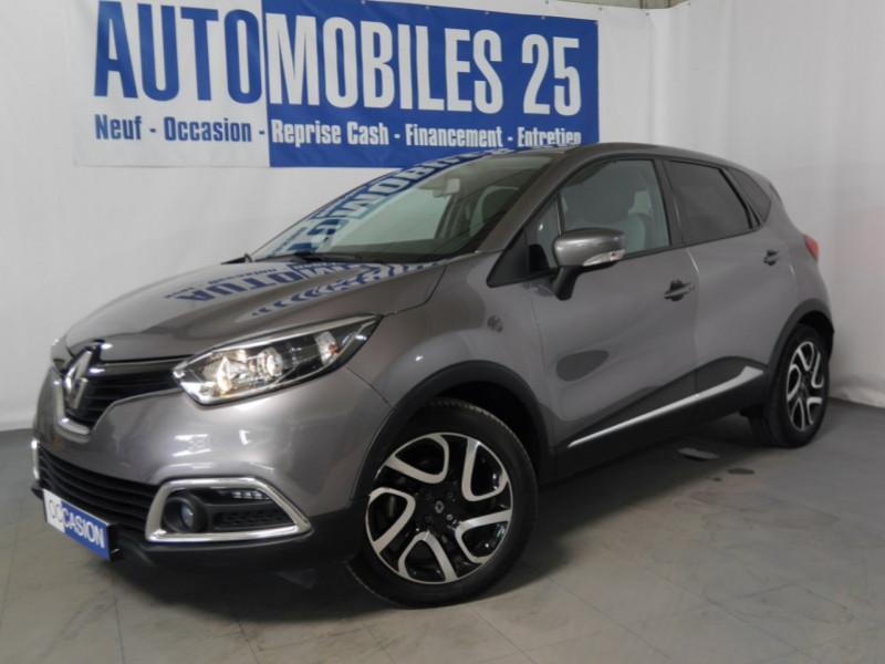 Renault CAPTUR 1.5 DCI 90CH STOP&START ENERGY INTENS ECO² Diesel GRIS CASSIOPEE Occasion à vendre